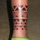 hawaiian inspired tattoos