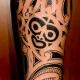 maori inspired tattoos