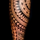 samoan inspired tattoos